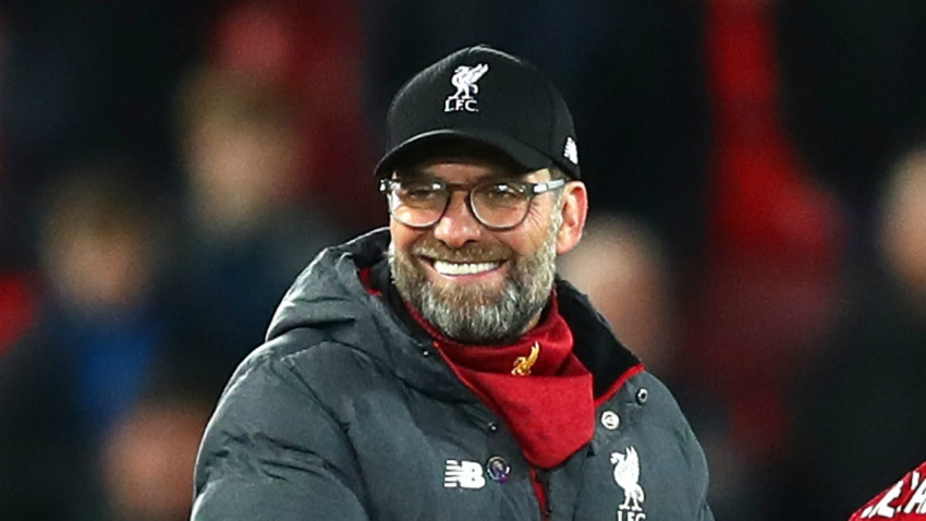 Liverpool v Man Utd: The quickest English title wins within reach for Klopp's men