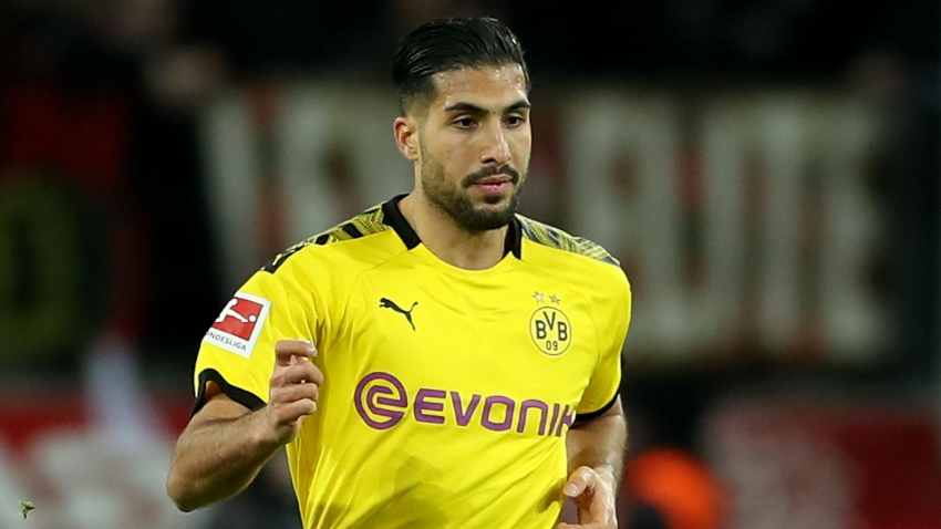 Dortmund make Emre Can's move from Juventus permanent