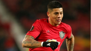 Estudiantes trying to sign Man Utd's Marcos Rojo, sporting director Veron claims