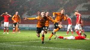 Charlton Athletic 2-2 Hull City: Dramatic Phillips own goal hands Tigers point