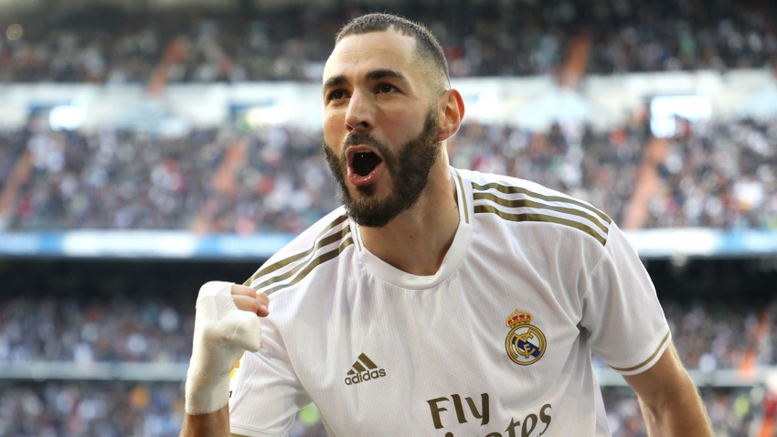 Zidane emphasising 'enjoyment' as Benzema prepares to hit the ground running