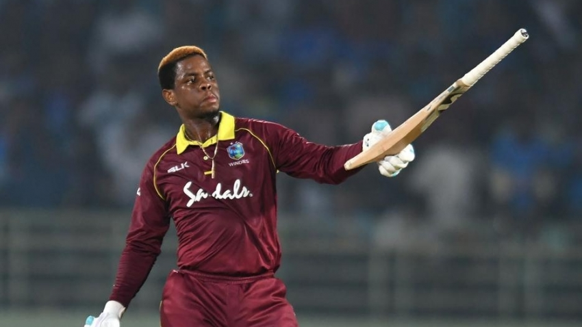 Hetmyer never dreamed of World Cup debut at such a young age