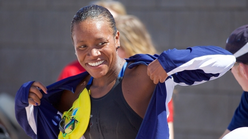 Alia Atkinson wins two more gold medals on FINA World Cup Tour