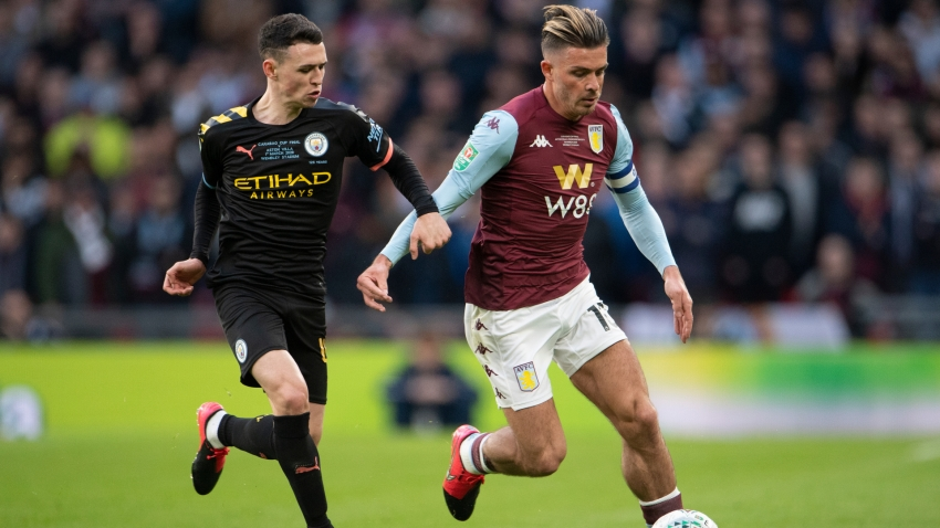 Villa boss Smith to 'reprimand' internal Grealish leak