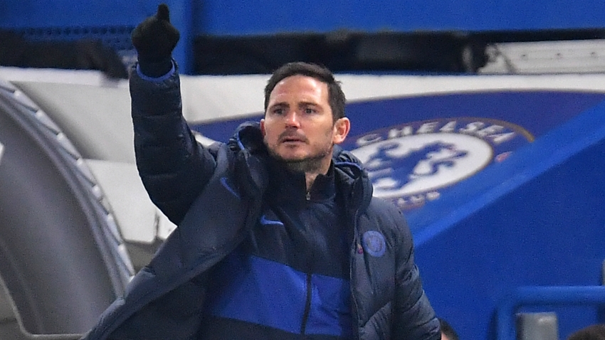 Lampard excited by chance to mould Chelsea squad after lifting of transfer ban