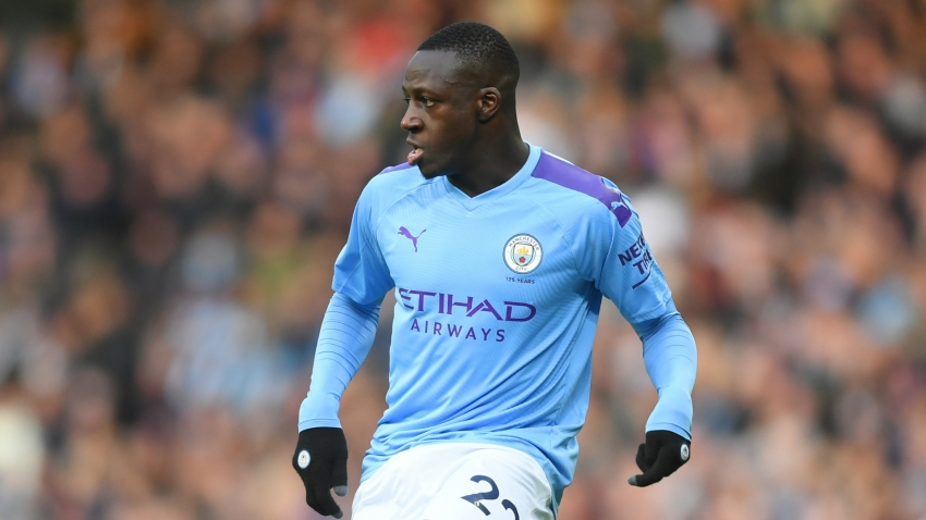 Mendy tells Man City to ignore critics after latest Premier League slip-up