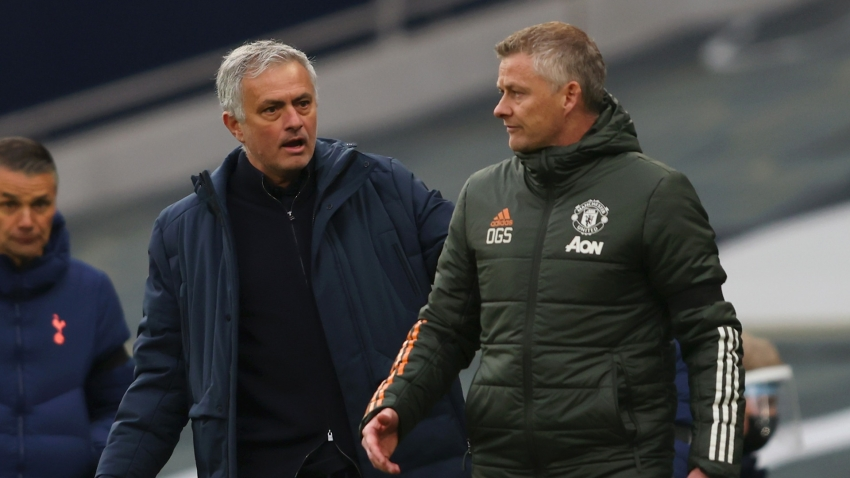 Solskjaer's son chimes in on dad's amusing Mourinho spat: I always get fed