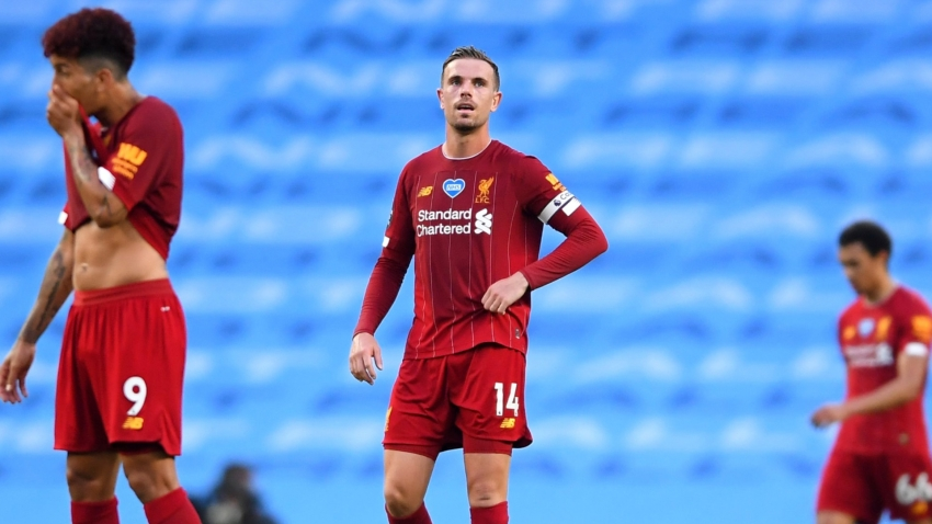 Henderson: Man City thrashing 'a learning curve' for Liverpool
