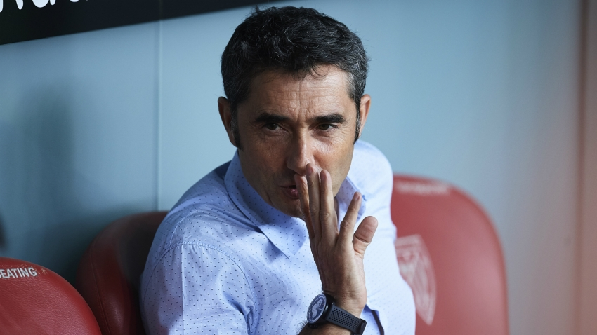 Barcelona boss Valverde quashes crisis talk amid poor start to LaLiga season