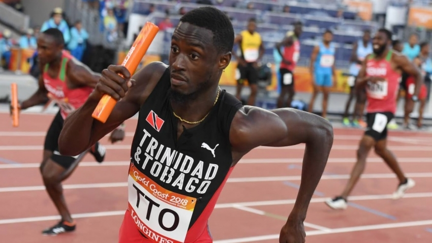 Carib athletes find additions to World Relays 'interesting'