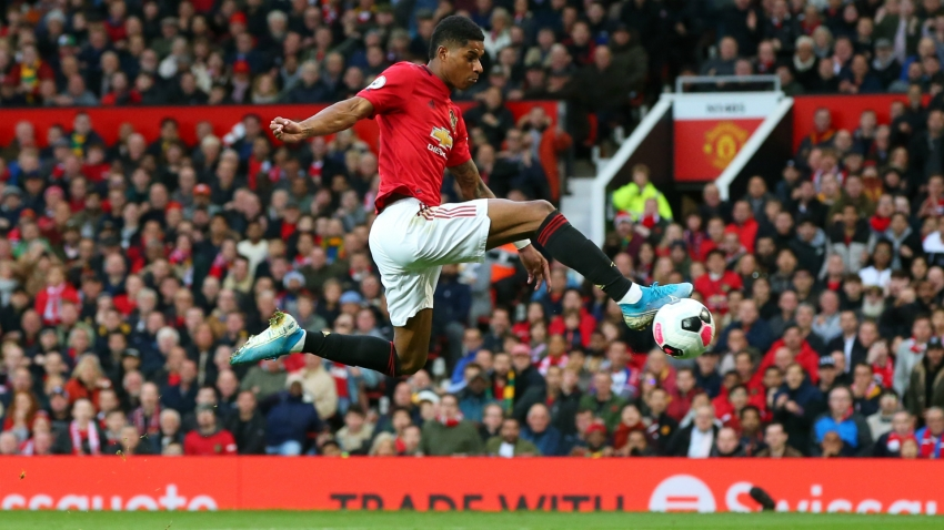 Rashford's 'big six' haul, Reds fall short of Man City's record - the key Opta facts from Man United v Liverpool