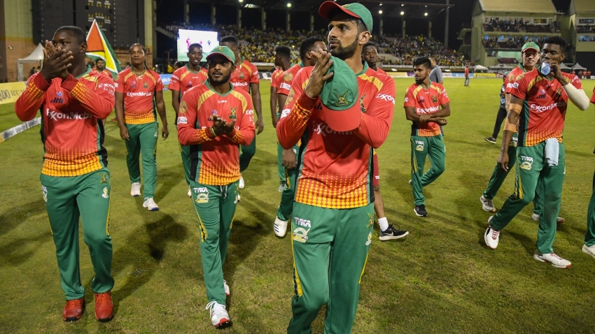 Not bad luck, Warriors missed a trick - Shoaib Malik
