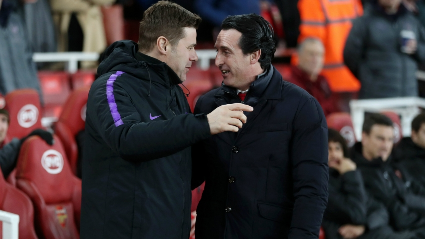 Their way under Pochettino was perfect – Emery surprised to see Tottenham hire Mourinho