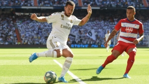 Hazard finally makes his Real Madrid mark as Zidane's patience pays off