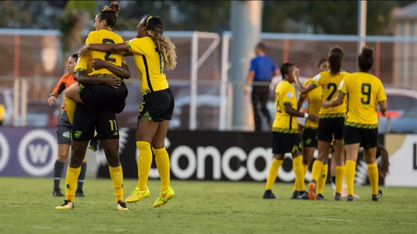 Reggae Girlz assistant coach: