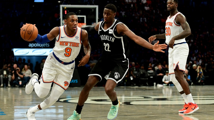 Nets guard LeVert out after thumb surgery
