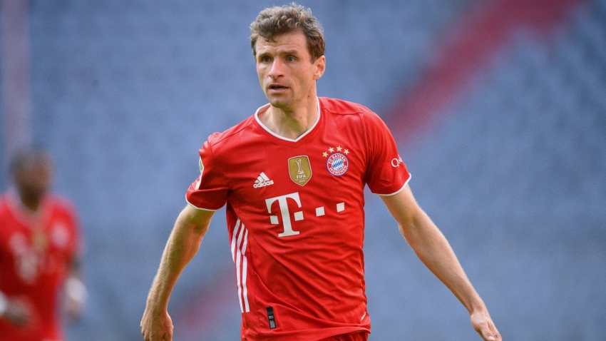 Lewandowski back running again as Muller targets Bayern turnaround in PSG tie