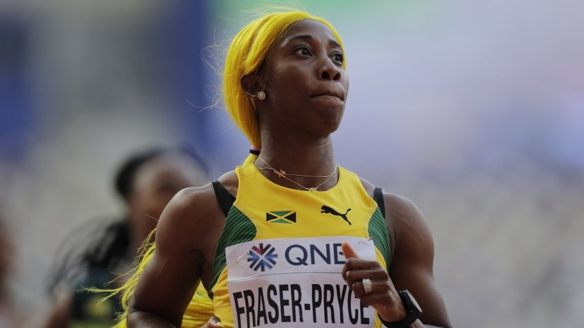 'My age won't stop me' - Fraser-Pryce targets familiar spot atop medal podium for Olympics