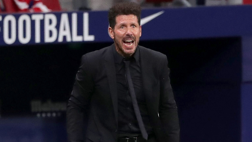 Simeone seeking Atletico improvement despite Champions League qualification