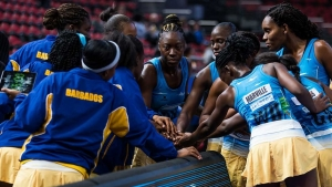 Barbados Gems taking Netball World Cup 'game by game, quarter by quarter'