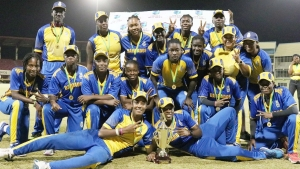 Barbados defeat Guyana to win T20 Blaze