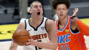 Nuggets star Jokic with another double-double, Jazz win sixth straight