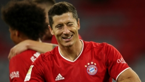 Lewandowski and Flick land top awards as UEFA celebrates Bayern treble winners