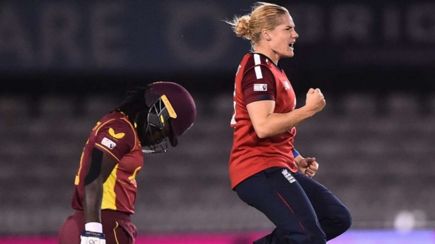 England complete sweep of Windies Women