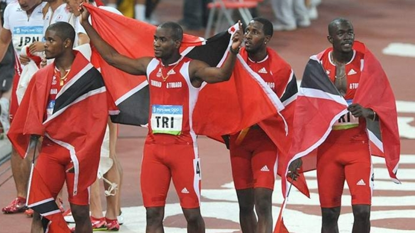 T&T athletes a step closer to 2008 Olympic gold medals