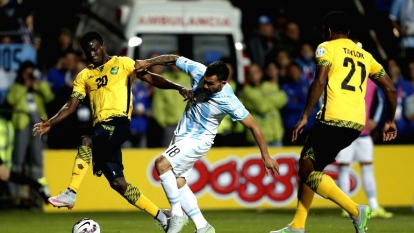 Reggae Boyz hoping for Argentina clash