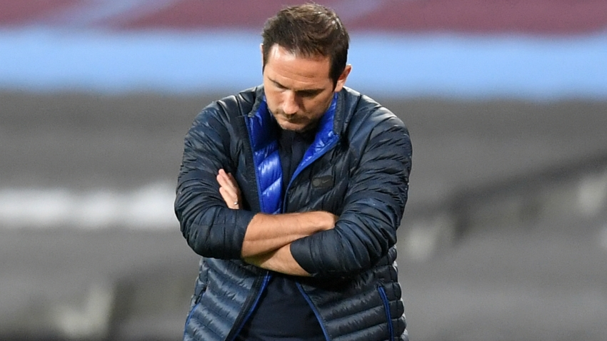 Lampard bemoans Chelsea inconsistency as Man Utd lurk after West Ham shock