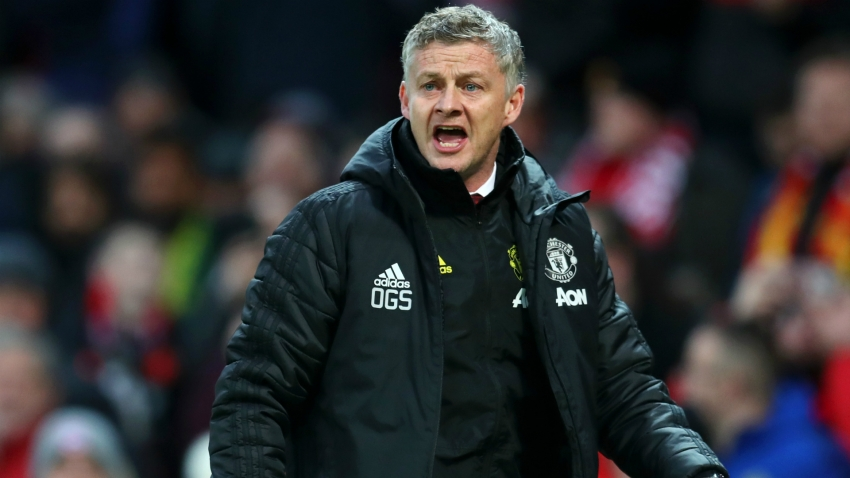Solskjaer using PSG comeback as inspiration for Man Utd in City semi-final