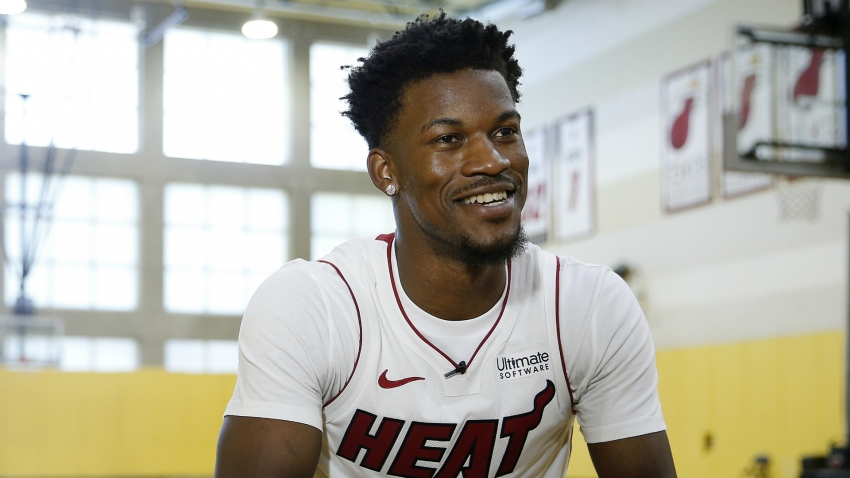 Jimmy Butler to miss Heat's season opener against Grizzlies