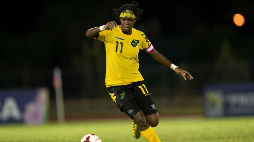 Reggae Girlz look to rebound against Costa Rica