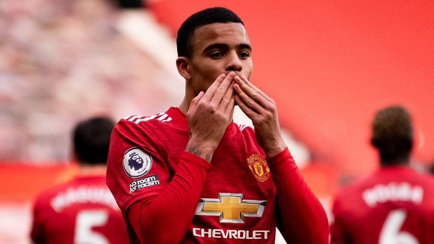 Solskjaer: Greenwood reaping the rewards of hard work after matching Rooney record