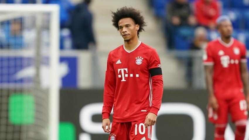 Flick prepared to be patient as Sane settles in at Bayern Munich