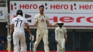 Anderson and Leach seal emphatic victory for magnificent England