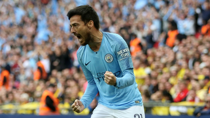 Guardiola: I doubted milestone man David Silva before City move