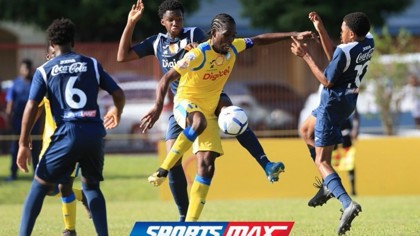 Naparima slip gives St Anthony's, Presentation big chance
