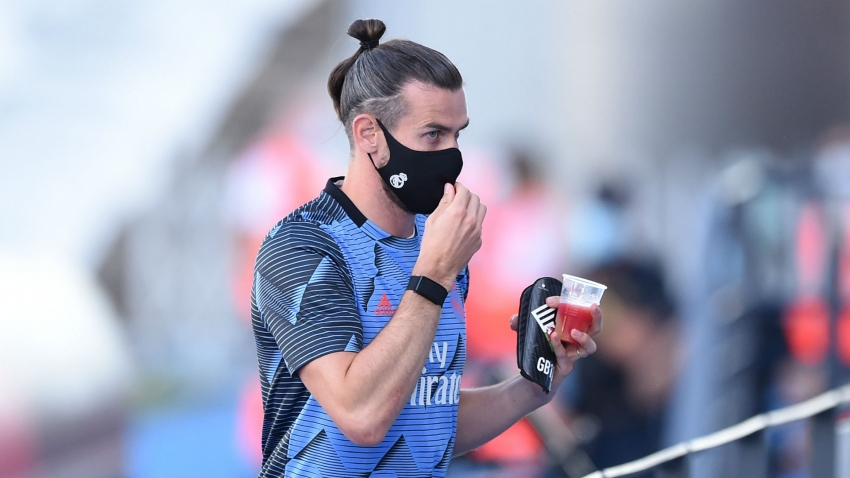 Zidane: Bale didn't want to play against Man City