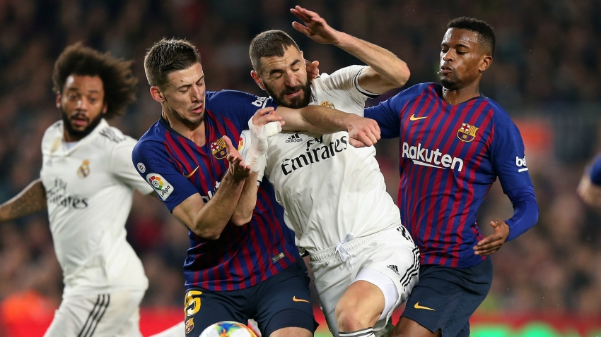 LaLiga threatens legal action over new December 18 Clasico date