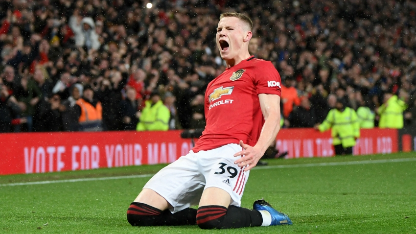 Matic backs McTominay to become Man Utd 'legend'