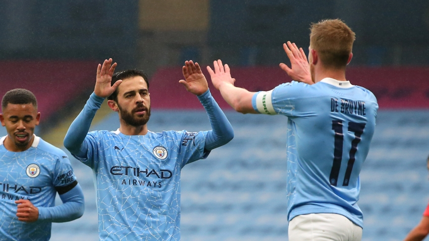 'Unique' De Bruyne makes Man City tick, but Bernardo brings calmness - Guardiola