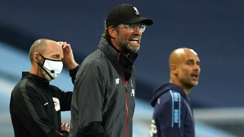 Klopp: Next season & 100 per cent Anfield record not the focus for Liverpool