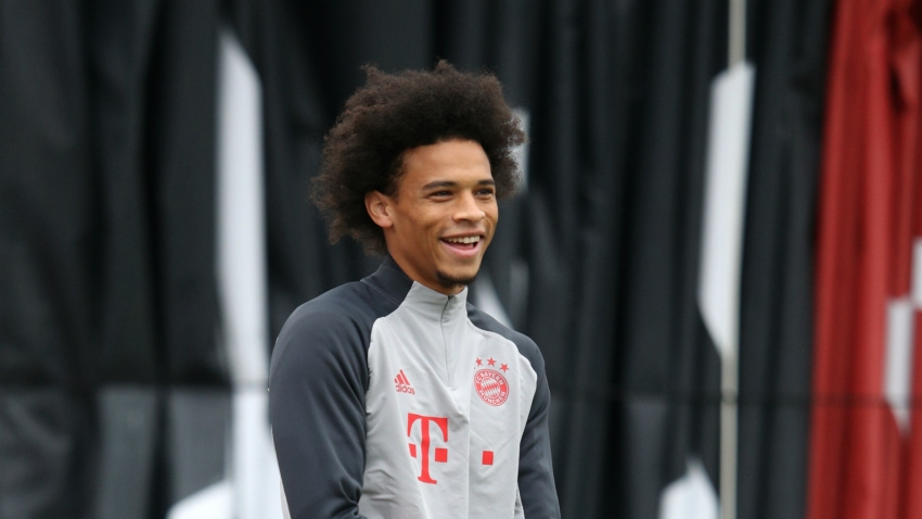 Gnabry in contention for Bayern start as Flick challenges Sane to up his game
