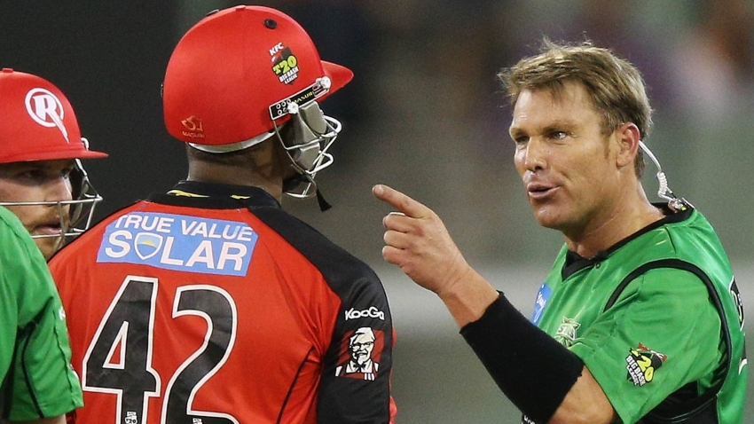 'Sad he has no friends at all' – former Aussie spinner Warne concerned Samuels needs 'help' after foul tirade
