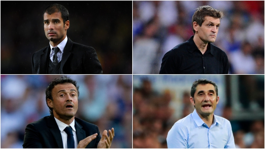 El Clasico: How previous Barcelona bosses fared facing Real Madrid for the first time