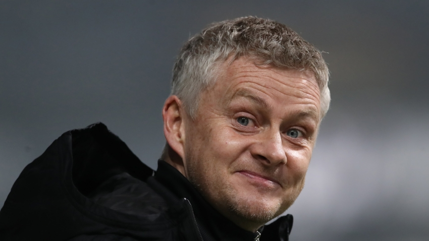 Man Utd boss Solskjaer can't rule out striker signing