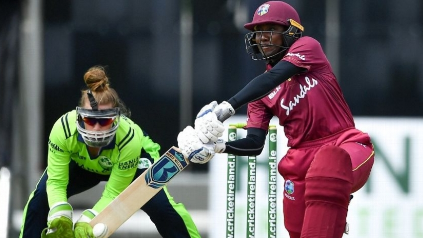 Taylor, Fletcher take top billing as Windies Women dominate Ireland