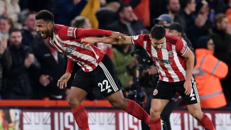 Sheffield United 1-0 Arsenal: Mousset ends visitors' unbeaten run